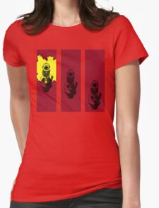 Bebop Womens Fitted T-Shirt