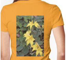 Tall Cowslips Womens Fitted T-Shirt