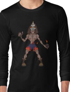 MIND DETONATOR Long Sleeve T-Shirt