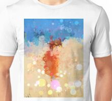 The Girl (Anxiety) Unisex T-Shirt