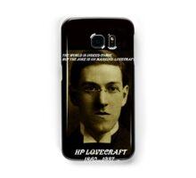 HP LOVECRAFT IN  MEMORY Samsung Galaxy Case/Skin