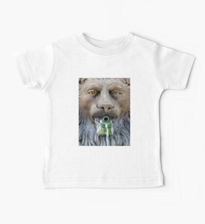 Lion Fountain Baby Tee