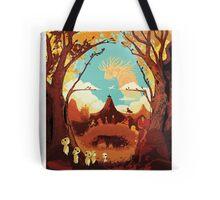 Hayao Miyazaki - Studio Ghibli - Character Collaboration 2 Tote Bag