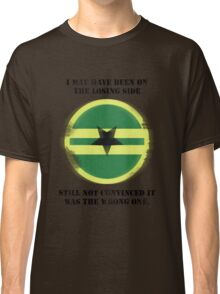 Losing Side - Browncoats Classic T-Shirt