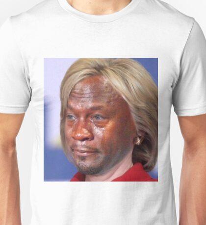 Crying Hillary - Killary Unisex T-Shirt