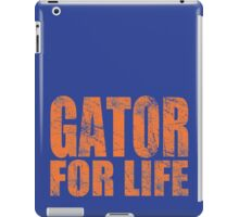 Gator for Life iPad Case/Skin