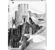 Dwarf Mountain iPad Case/Skin