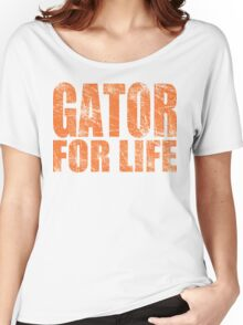 Gator for Life Women's Relaxed Fit T-Shirt