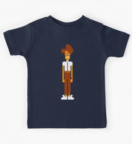 Moss Sprite - The IT Crowd Kids Tee