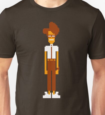 Moss Sprite - The IT Crowd Unisex T-Shirt