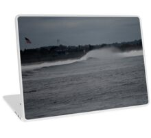 Against the Wind Laptop Skin