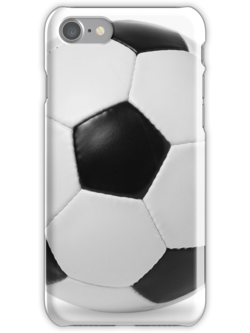 Soccer Ball  by Tony  Bazidlo