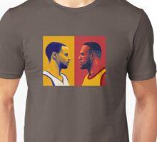 Steph curry vs Lebron James Unisex T-Shirt