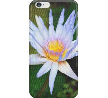 Waterlily Flower iPhone Case/Skin