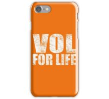 Vol for Life iPhone Case/Skin