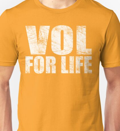 Vol for Life Unisex T-Shirt