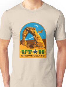 Utah Browncoats - Arches  Unisex T-Shirt