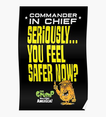Commander-in-chief Poster