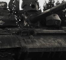 T55AM2 Tank Sticker