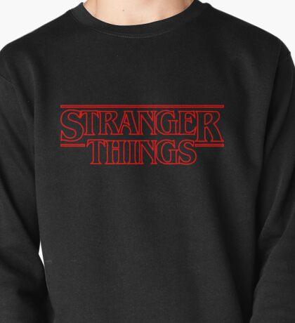 Stranger Things - red Pullover