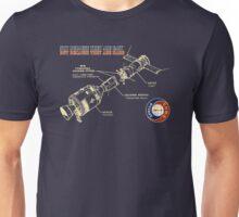 Apollo–Soyuz Test Project Unisex T-Shirt