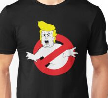 Trump Not My President - Ghostbusters Unisex T-Shirt