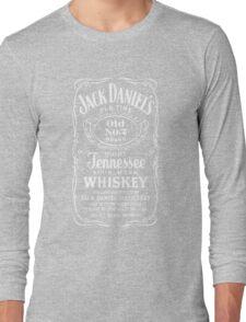 jack daniels Long Sleeve T-Shirt