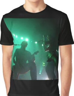 Music Energizes the Soul Graphic T-Shirt
