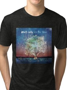 matt corby in to the flame Tri-blend T-Shirt