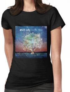matt corby in to the flame Womens Fitted T-Shirt