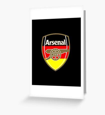 Arsenal Germany Greeting Card