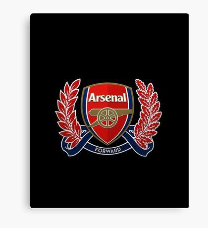 Arsenal Forward Canvas Print