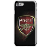 Arsenal shield iPhone Case/Skin