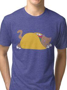 TACOCAT taco cat Tri-blend T-Shirt