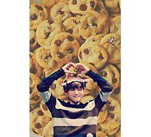 BTS - Taehyung Cookie Photographic Print