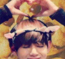 BTS - Taehyung Cookie Sticker