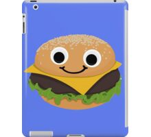 Burgie the Floating Burger iPad Case/Skin