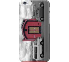 The Doors of a Desolate Home iPhone Case/Skin