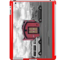 The Doors of a Desolate Home iPad Case/Skin