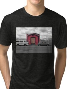 The Doors of a Desolate Home Tri-blend T-Shirt