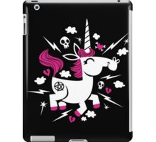 cute but evil iPad Case/Skin