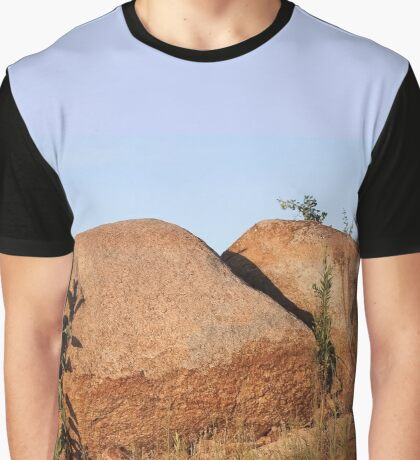 El Capitan Reservoir, San Diego County, California, #7 Graphic T-Shirt