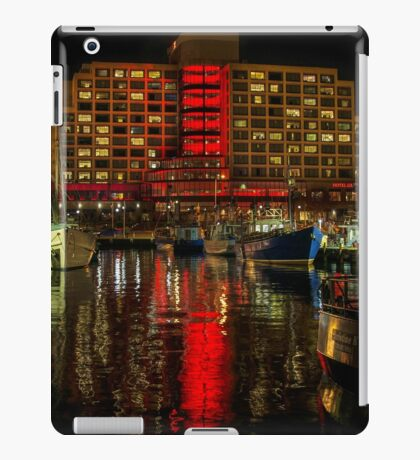 Dark Mofo, Painting the town Red iPad Case/Skin