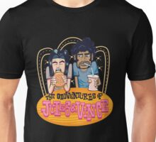 Pulp Fiction - The Oddventures Of Jules & Vince Unisex T-Shirt