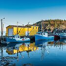 Northwest Cove Nova Scotia by Roxane Bay