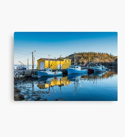 Northwest Cove Nova Scotia Canvas Print