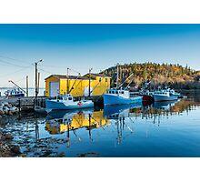 Northwest Cove Nova Scotia Photographic Print
