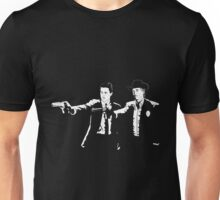Pulp Fiction - Twin Peaks Fiction Unisex T-Shirt