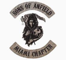 Sons of Anfield - Miami Chapter One Piece - Short Sleeve