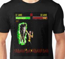 Harambe vs Trump Mortal Kombat Unisex T-Shirt